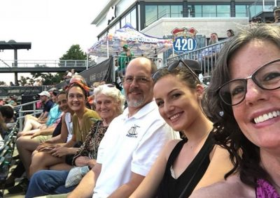 "NAMI Augusta Night Out at the Augusta GreenJackets Game"" (June 2018) 5"