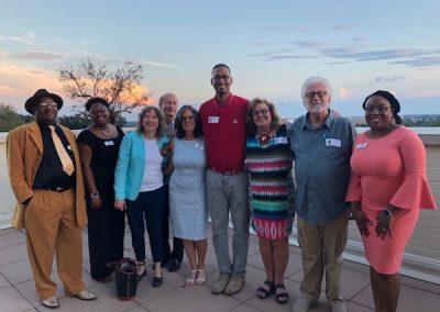NAMI Augusta Leadership Team - Bert Yancey Mental Health Golf Tournament Banquet (October 2018)