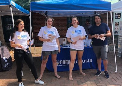 Saturday Market - Augusta University Psychiatry Interns (September 2018)