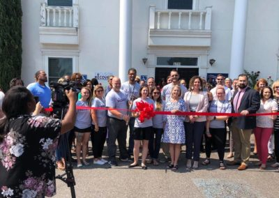 Focus on Recovery Augusta's Ribbon Cutting_Sept. 2019